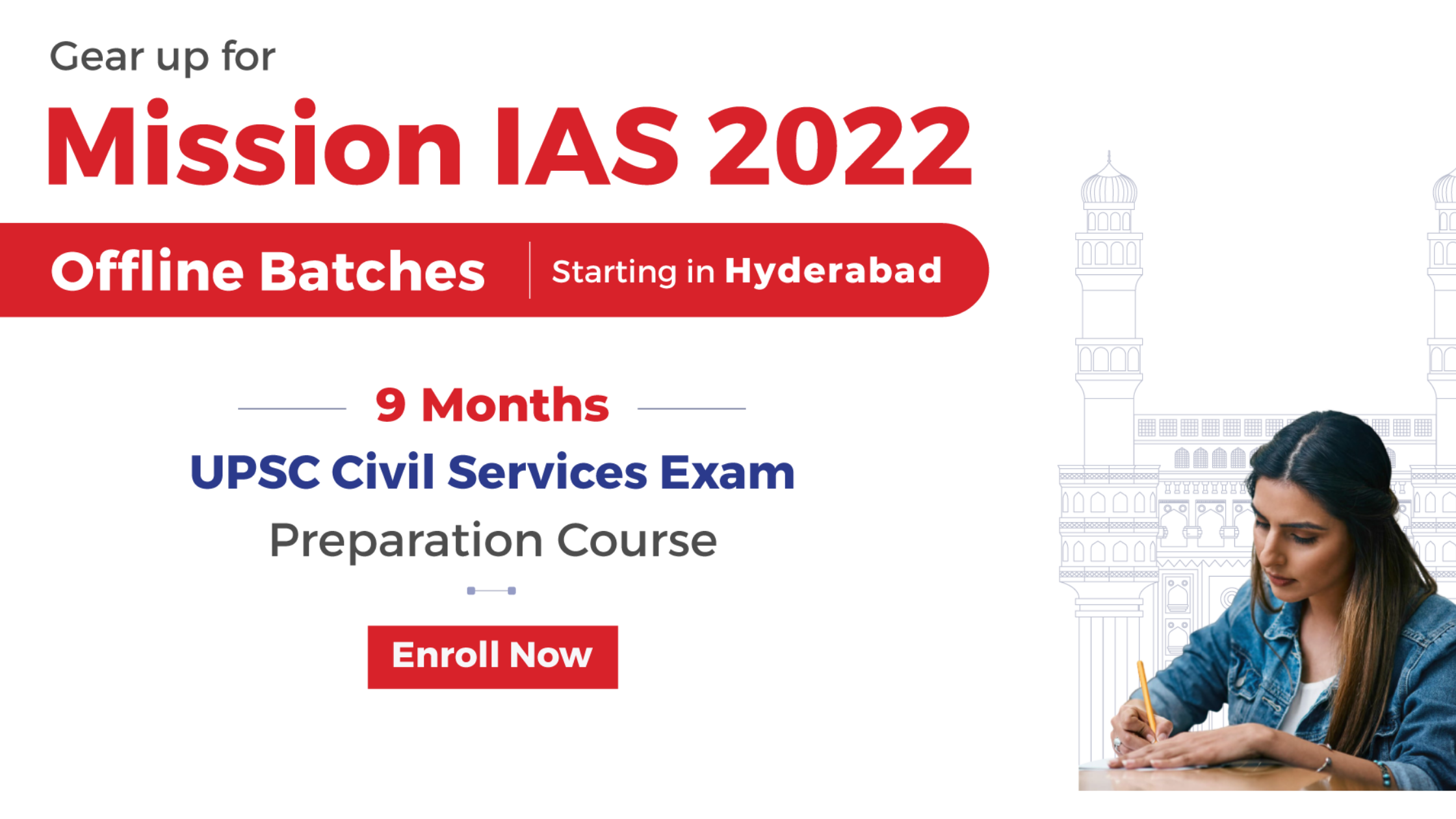 GS- New batches in Hyderabad