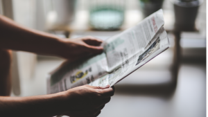 Tips to follow while reading the newspaper