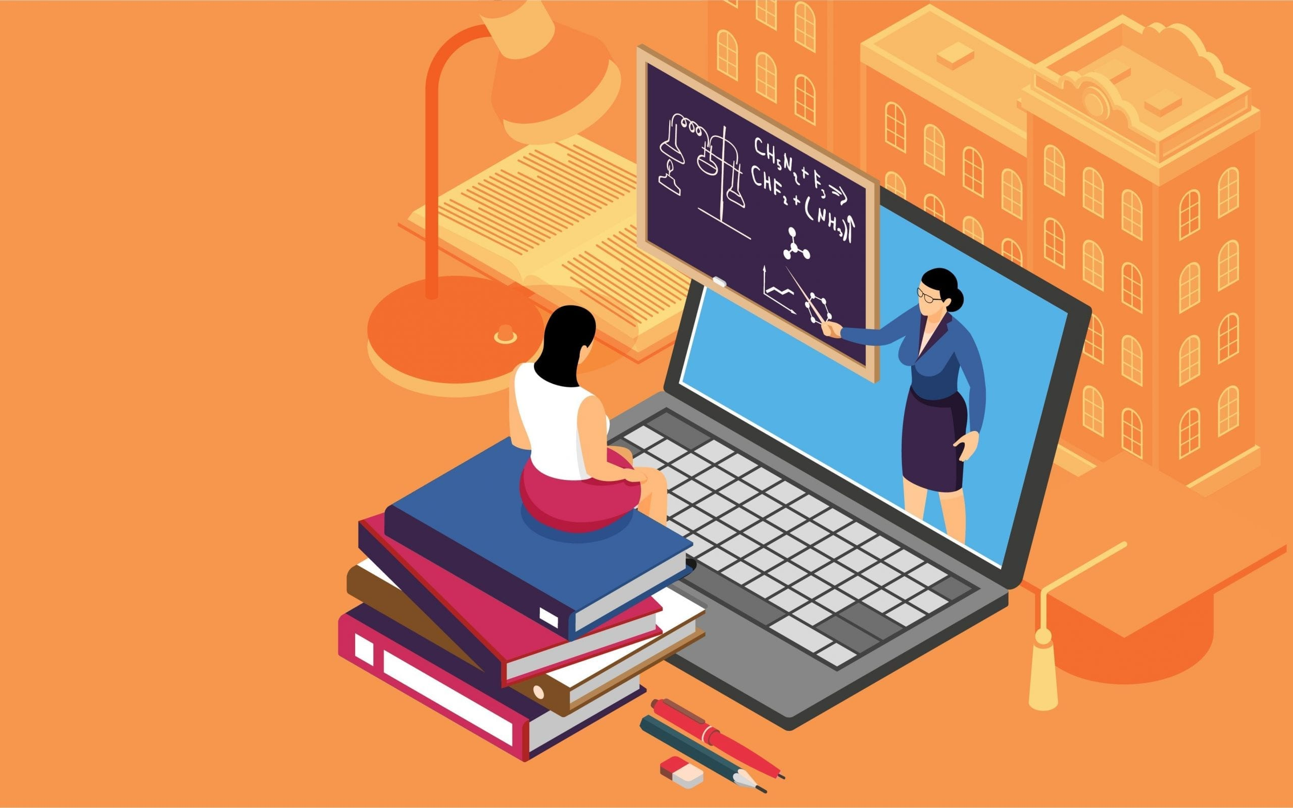 Online coaching for UPSC preparation